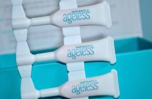 You can buy Instantly Ageless in single vials or in full boxes. Buy direct from me, Shop here and have Instantly Ageless delivered to your door. Award winning products distributed by an official Jeunesse distributor. Jeunesse has an incredible product line, which are luxurious and crafted by a practising and leading cosmetic surgeon from Beverly Hills. Dr Nathan Newman, has created our Luminesce range with advanced stem cell technology to renew and rejuvenate damaged cells.