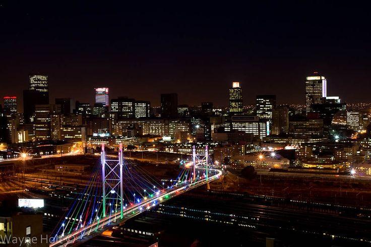 Johannesburg, South Africa by Wayne Holt - Photo 37472544 / 500px