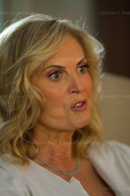ann romney hometown in michigan | Former Gov. Mitt Romney's wife Anne, at home, Belmont, MA, USA ...