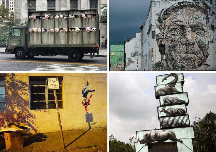 guide famous street artists banksy roa vhils