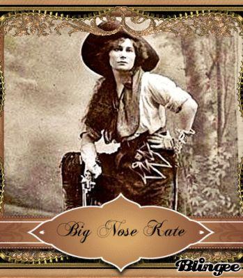 Vintage Woman {Big Nose Kate- Doc Hollidays Girl}