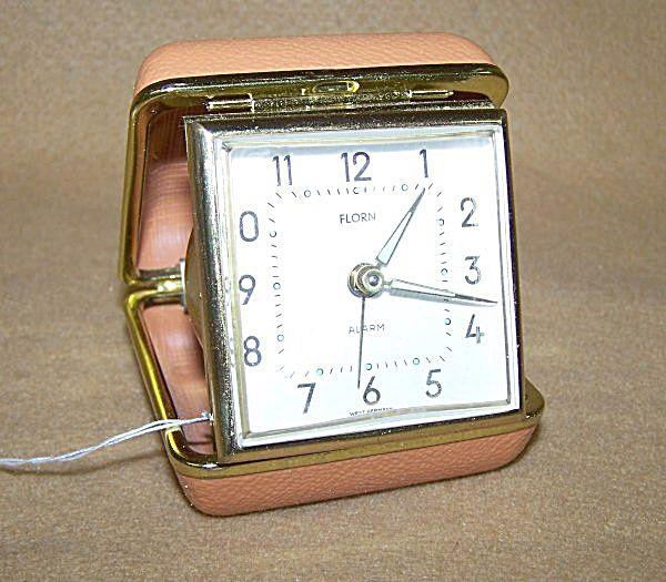 Vintage Travel Clocks 19
