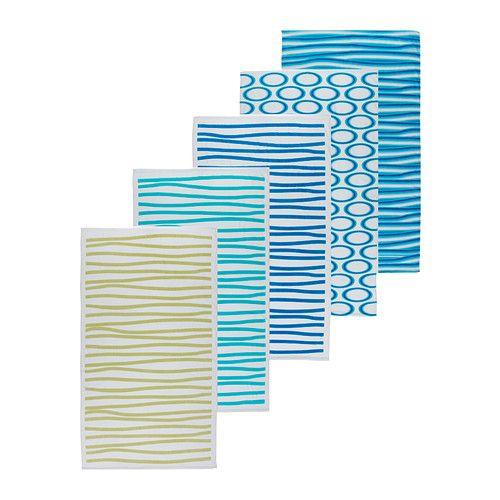 SPRINGKORN Beach towels from Ikea £10