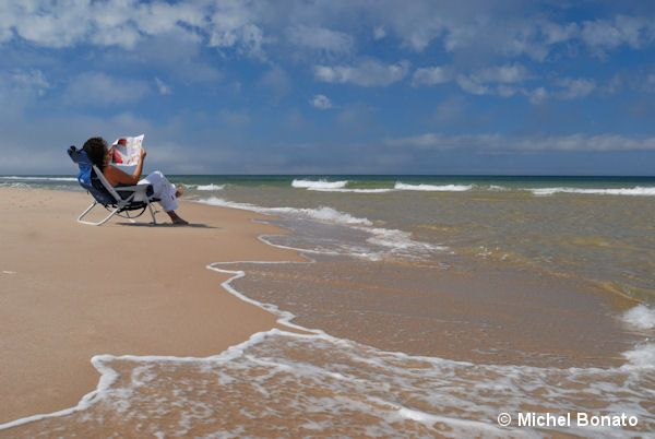 The Beaches -  - 7 Great Reasons to Visit the Magdalen Islands #Quebec