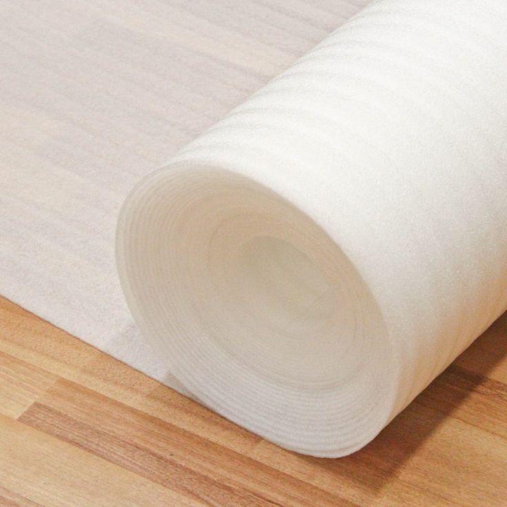 Hardwood Floor Underlayment Types