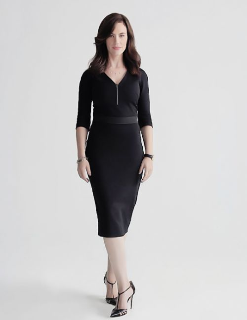 Maggie Siff - Billions Cast Promotional Photo