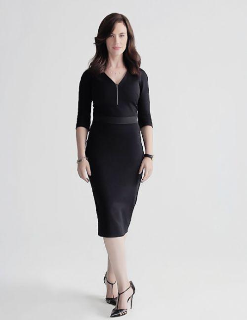 fyeahmaggiesiff:    Maggie Siff - Billions Cast Promotional...