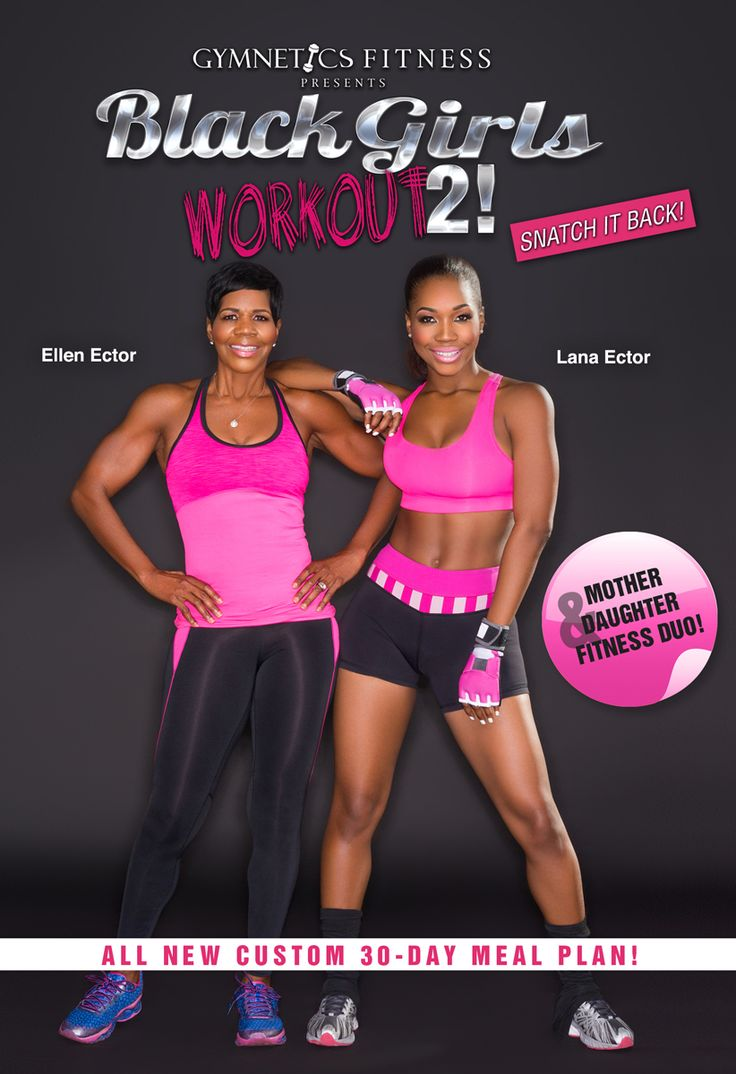Hey Naturalistas! The ladies of Black Girls Workout Too are back with another hot video that will have your bodies SNATCHED!!! for the summer. Check out the post for more details+ get to know Ellen & Lana inside (VIDEO)!