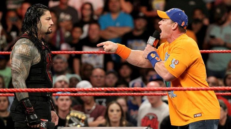 Real or shoot? Backstage news on the John Cena-Roman Reigns verbal battle on WWE Raw
