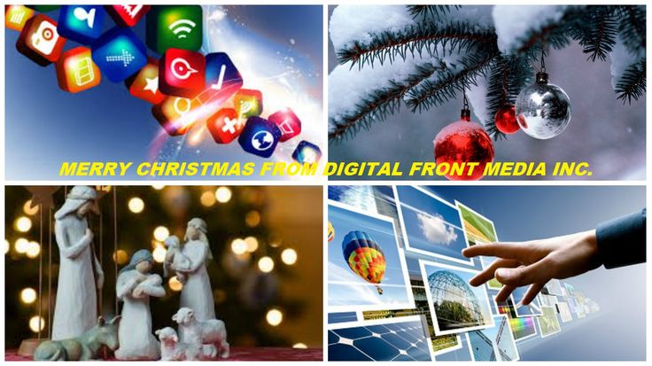 Season's Greetings from Digital Front Media Inc.