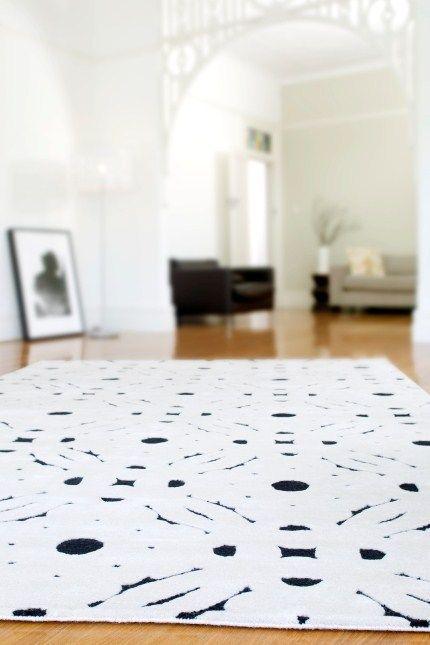 Rug designed by Bernabiefreeman for Designer Rugs in Australia.