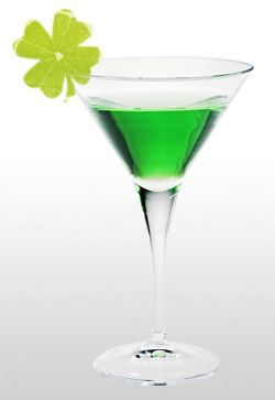 Herradura Green Agave Cocktail