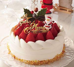 ホテル日航東京 | 2012 クリスマスケーキ ご予約受付