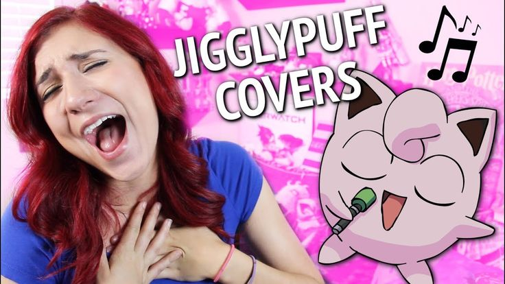 JIGGLYPUFF SONG COVERS  BV