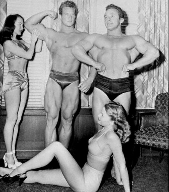 Gwen Caldwell , Steve Reeves, George Eiferman & Sara Hirch