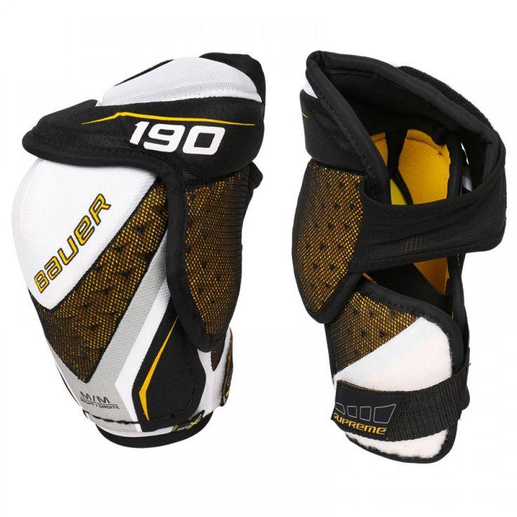 Bauer Supreme 190 Sr. Elbow Pads