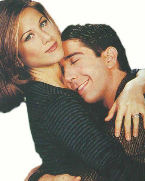 Friends, Friends Reunion: The Most Iconic Rachel and Ross ...