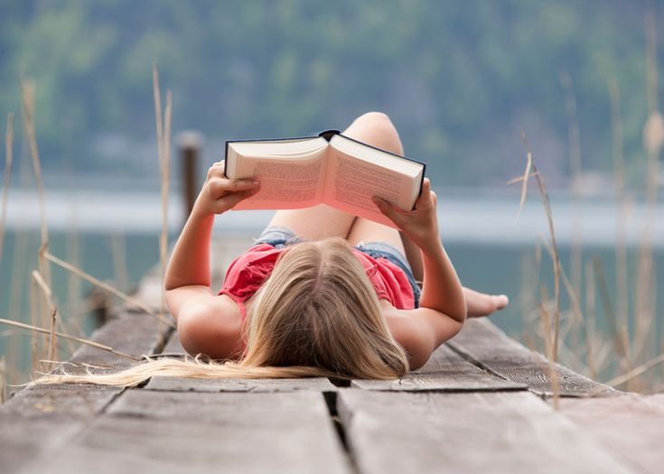 What more enjoyable way to spend those warm afternoons than with a book? YA Summer Book List