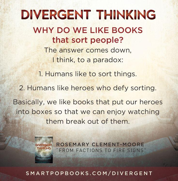 Divergent family essay