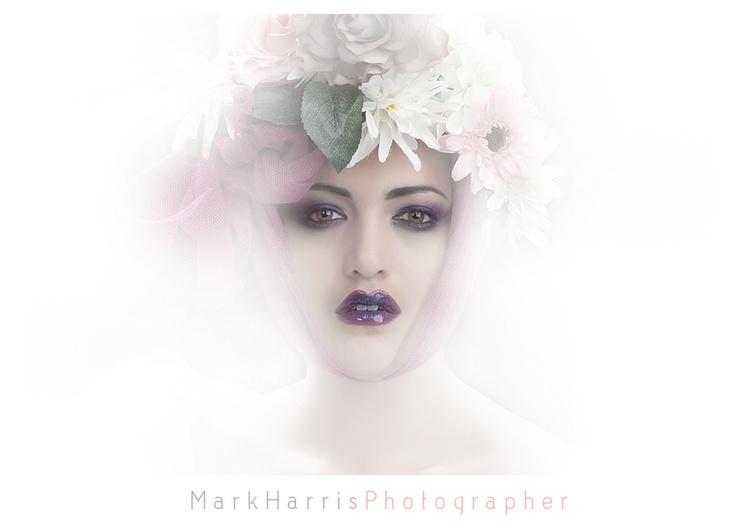 Olivia. Photo: Mark Harris, Make-up: Ella Volino.