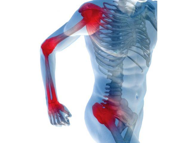 Δημοφιλής θεραπεία για πόνους στις αρθρώσεις - βοηθάει τους πάντες!
