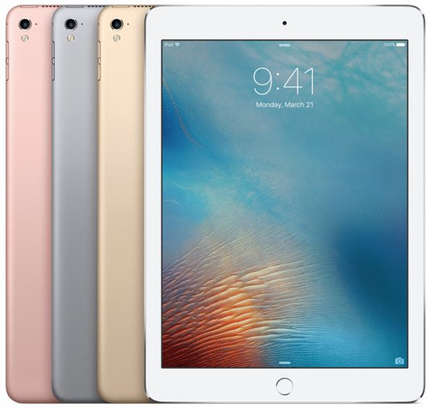 Apple's new 9.7-inch iPad Pro