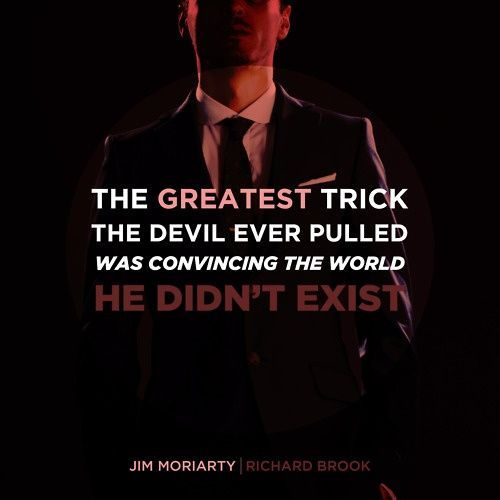 Jim Moriarty Sherlock (TV)