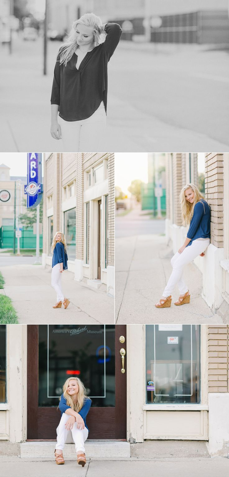 Fun urban senior session - natural and casual posing for senior girls Lux Senior Photography   http://www.luxseniorphotography.com/blog/dayton-senior-photography-aubrey-ohs-class-of-2016