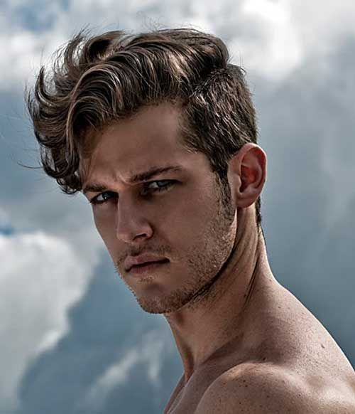 how to get your haircut for a mens 50s style
