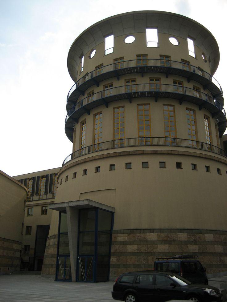 State Gallery of Stuttgart - Stirling