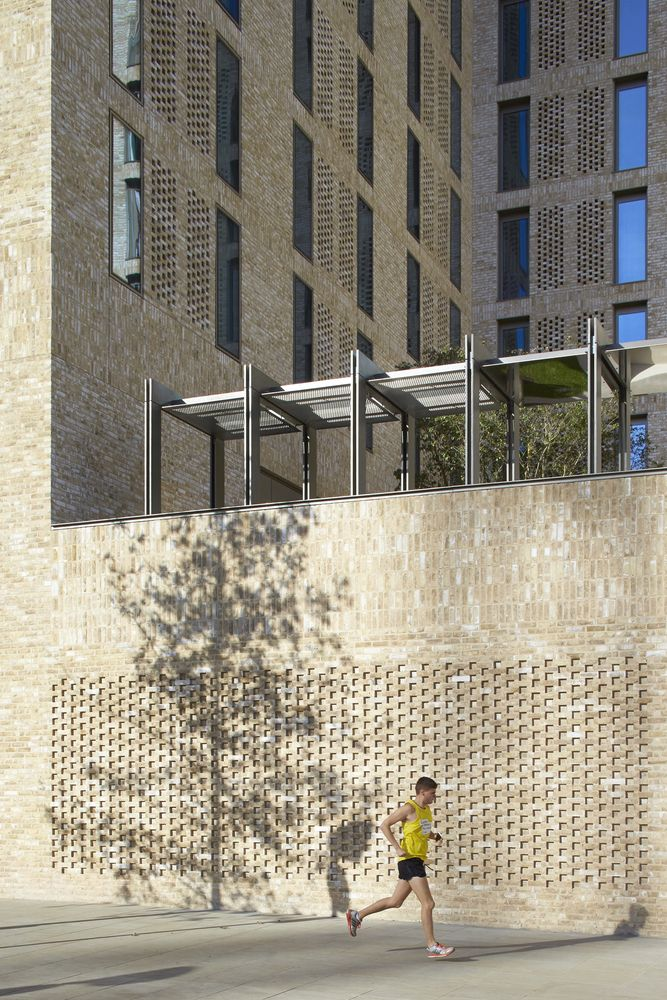 Gallery of Student Accommodation at King's Cross / Stanton Williams - 7
