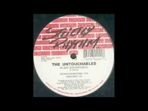 The Untouchables / Little Louie Anthem Part II (Factory Mix) / 1993