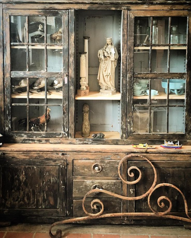 After a whole week antique buying with @french.and.sons , it's fun - 142 Best Armoires Images On Pinterest Furniture, Painted