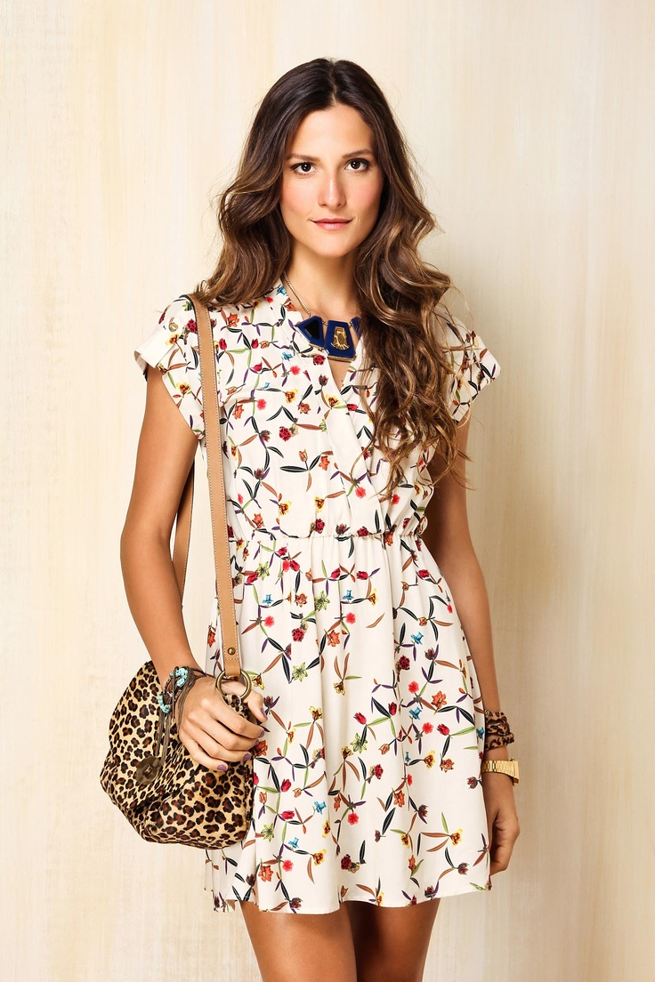 Farm Rio - love my dress!