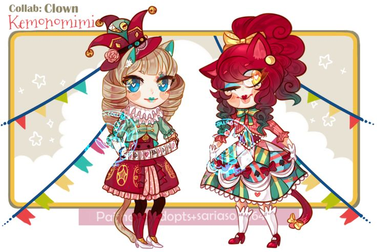 Collab Adopt: Boffo nekomimi [OPEN] by paimon-adopts.deviantart.com on @DeviantArt