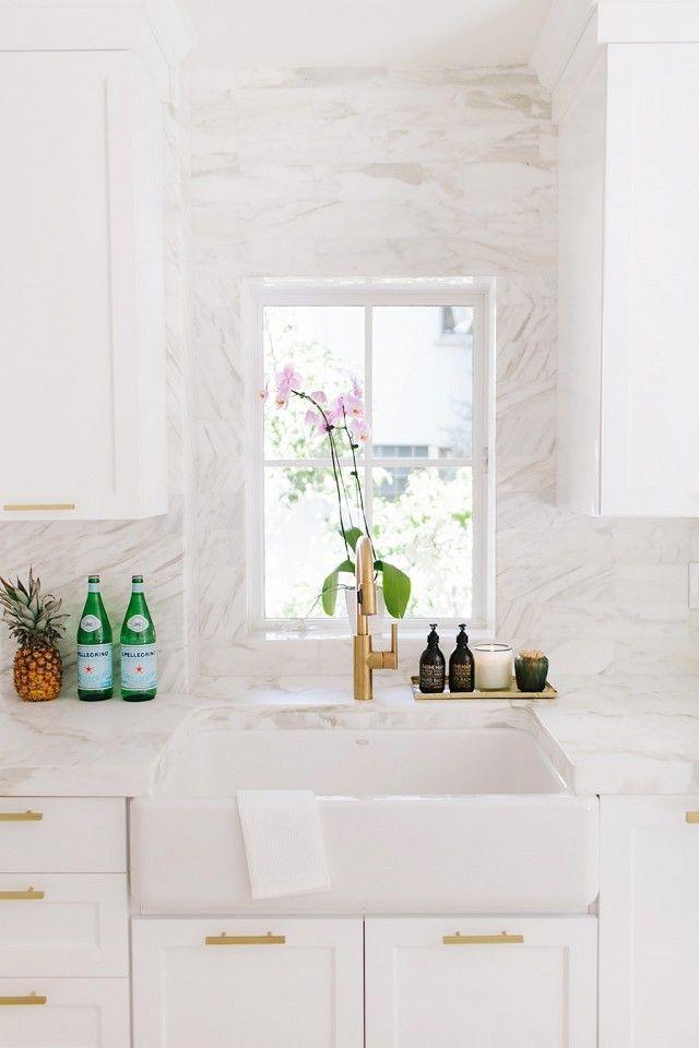 Best White Marble Kitchen Ideas On Pinterest Marble