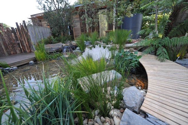 Equilibrium by Phillip Johnson Landscapes & savewater!