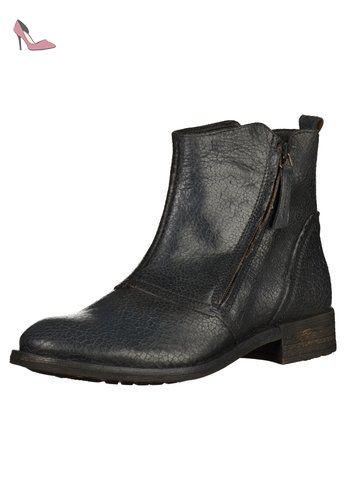 Daniel Hechter HJ72323, Chelsea Boots Femme, (Dunkelbraun 610), 38 EU