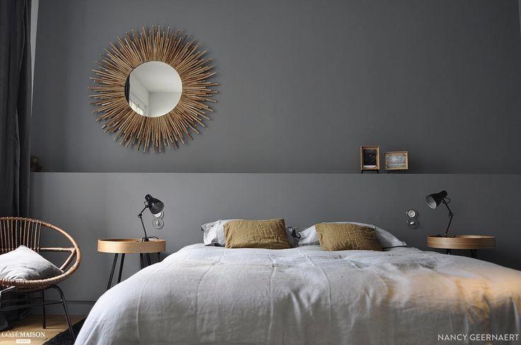 Rénovation et décoration d'un appartement de 90 m2 à Paris 10 ème, Nancy Geernaert - Côté Maison Projets