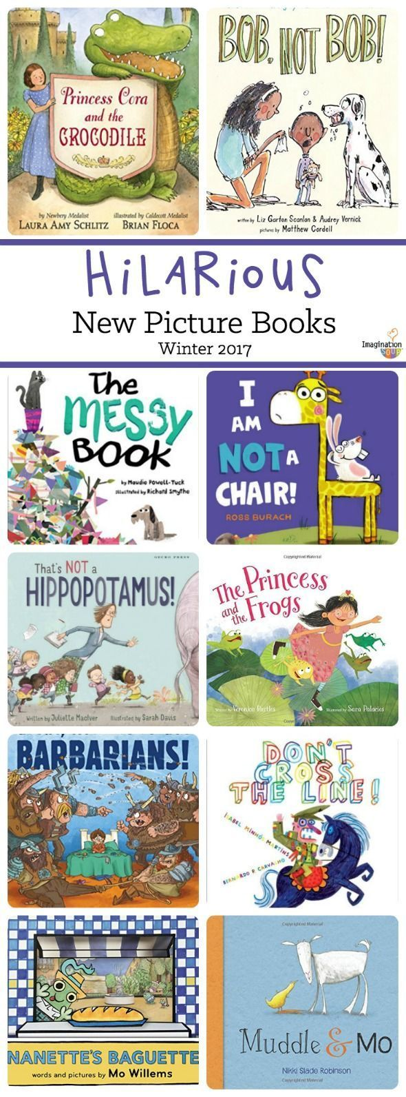 funny picture books your kids will love