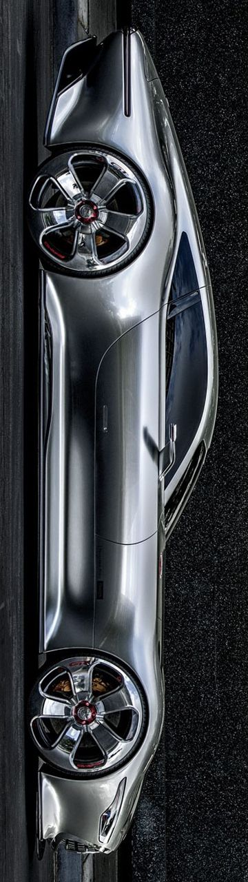 Mercedes Benz Gran Turismo.....oh boy...
