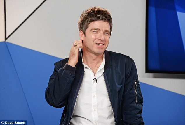 'I get all self conscious': Noel Gallagher revealed he doesn't like doing collaborations o...