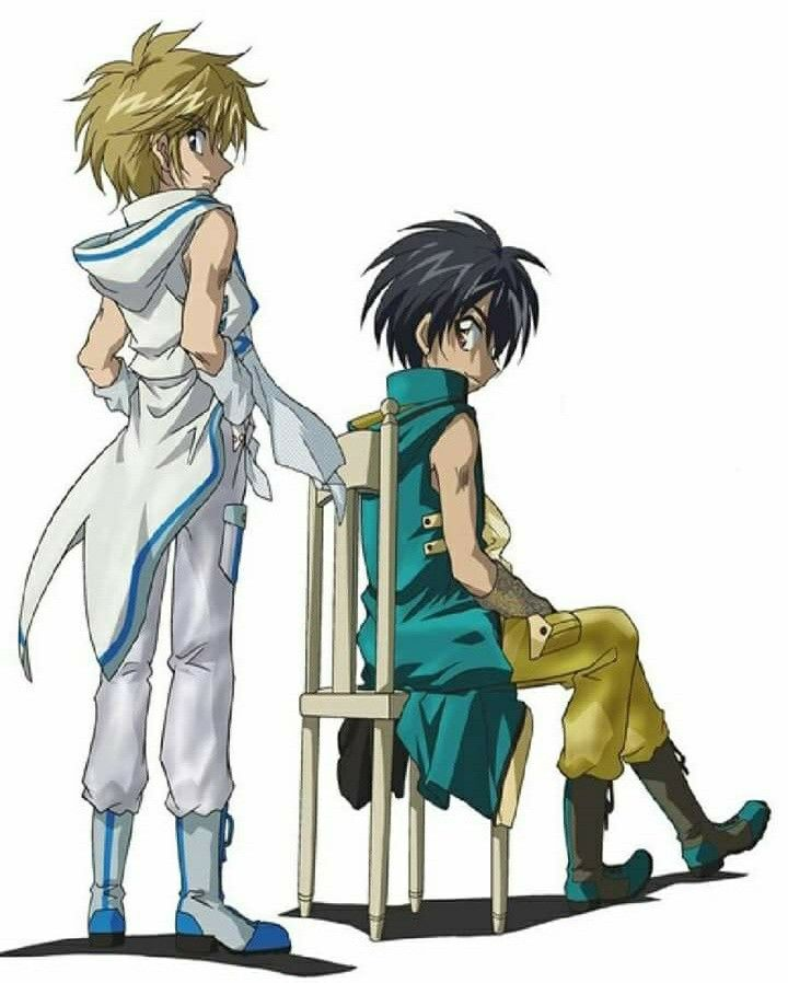 Seiji et Hiroto