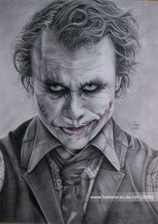 Stunning celebrities portraits by Sandra Mees | Sandra Mees, best known under her pseudonym BlueAngel271183, is a German 29 year-old traditional artist. She draws with pencils incredibly detailed portraits, notably of celebrities.
