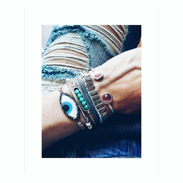 #ohsocutethings #handmade #jewelry #greekdesigners #fashion #fashionjewelry #fashionista #fashiongram #jewelrygram #photooftoday #love #cute #turquoise#instadaily#armparty  #accessories#wearthistoday #style #ootd #boho #sea #sun #summer #summertime #beachvibes #instastyle #instaphoto #summervibes #bohemian #evileye