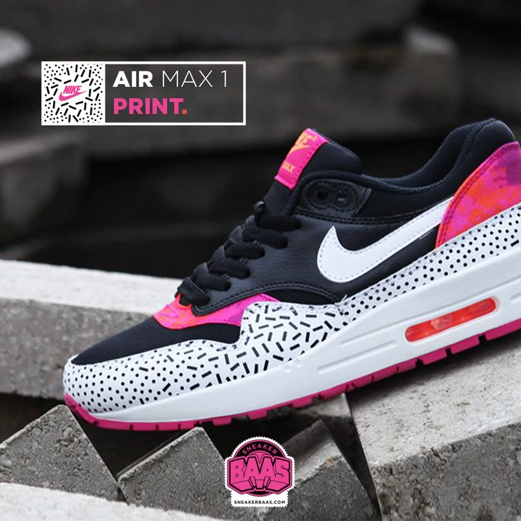 """#nike #air #one #print #sneakerbaas #baasbovenbaas  Nike Air 1 """"Print"""" - Available online, priced at € 139,95  For more info about your order please send an e-mail to webshop #sneakerbaas.com!"""