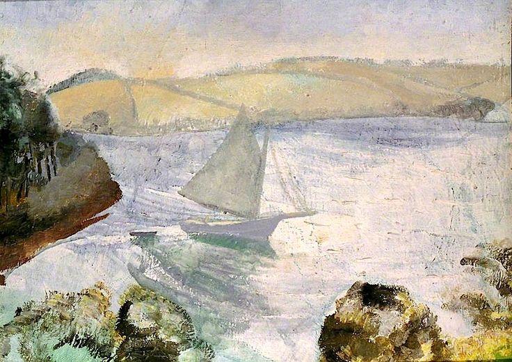 Estuary by Winifred Nicholson