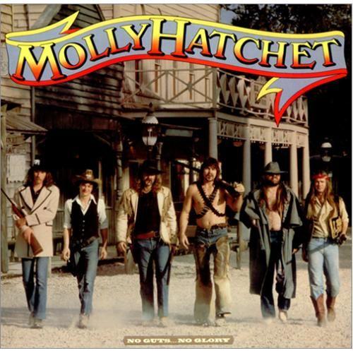 molly hatchet album covers