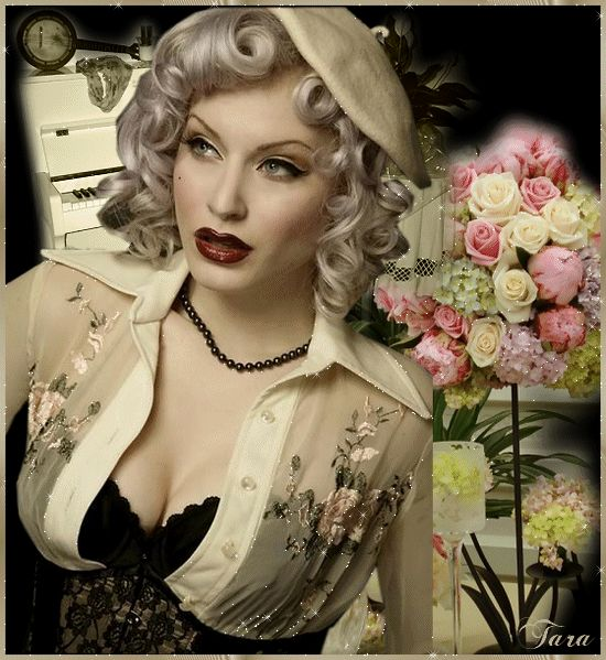 Glamorous gangster girl | Makeup | Fashion, Steampunk ...