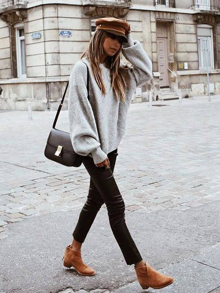It's officially sweater weather. Snuggle into these cozy sweaters that pair perfectly with jeans.
